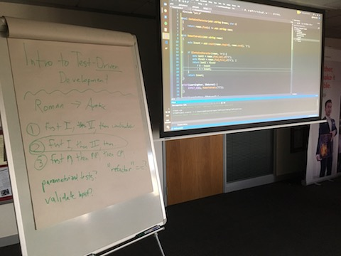 Learning Hour: Intro to TDD